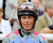 Fredrik Johansson slutar – jockeykarriären är över