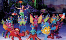 Disney On Ice lockar storpublik. Malmöpremiär nu på torsdag 19 januari