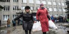 Ukraina: Civila måste skyddas innan vapenvilan träder i kraft