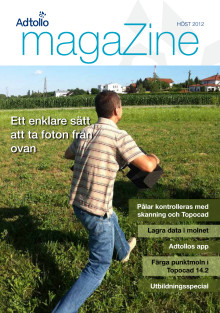Adtollo magaZine höst 2012