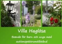 Solhagagruppen/Solängsskolan har nu öppnat Villa Haglösa - ett barn och ungdomsboende i Skåne