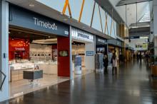 Arlanda inviger ny shoppinggata med exklusiva varumärken