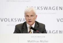 Volkswagen: Europa måste ta ledningen när det gäller e-mobilitet