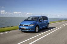 Säljstart för helt nya Volkswagen Touran