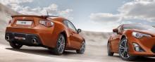 Tillbaka till passionen: Nu kommer Toyota GT 86