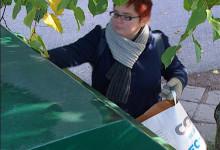 Ny återvinningsstation på Trollskogsvägen 1