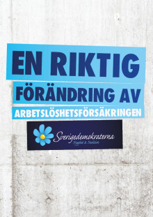 Jimmie Åkesson håller presskonferens klockan 15:10 om A-kassan