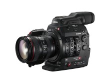EOS C300 Mark II – imponerende 4K-kvalitet, kreativitet og allsidighet
