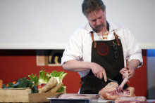 En svensk gris är inte längre bara en gris
