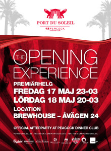 PORT DU SOLEIL | THE OPENING EXPERIENCE 2013
