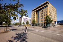 NCC:n kehittämälle toimistorakennukselle Suomen ensimmäinen BREEAM Excellent-ympäristöluokitus