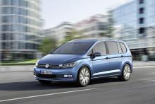 Världspremiär för helt nya Volkswagen Touran – en tusenkonstnär för familjen