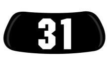 Is number 31 your lucky number?