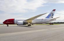 1,6 miljoner passagerare flög med Norwegian i februari