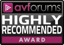 """Epsons første laserprojektor tildelt """"Highly Recommended"""" av AVForums"""