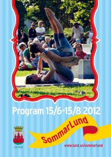 Sommarlundprogrammet 2012