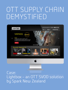 Webinar: OTT Supply Chain Demystified