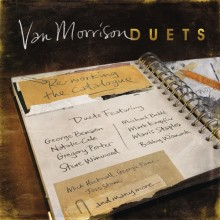 "Nytt studioalbum med Van Morrison ""DUETS: RE-WORKING THE CATALOGUE"""