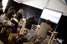Premiär för Sveriges första mobila Bike-in-bio