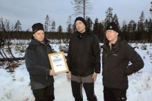 "Norrbottens ""vackraste"" hygge finns i Arvidsjaurs kommun!"
