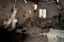 Rapport: Sjukhusbombningens syfte var att döda och förstöra