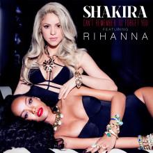 Idag er dagen: Den nye singelen til Shakira feat. Rihanna er tilgjengelig