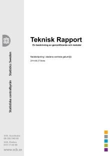 Teknisk rapport 2014