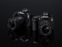 Ta bildene til neste nivå med Canons nye  EOS 760D og EOS 750D