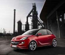 Opel ADAM: Helt enkelt unik