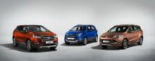 Tehokas ja täysin uusi Ford Edge laajentaa Fordin katumaastureiden ja AWD-nelivetojen tarjontaa yhdessä parannellun Kugan ja EcoSportin kanssa