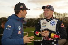 Volkswagen och Ogier vann årets sista VM-rally