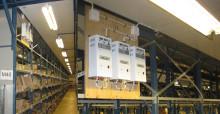 Aditro Logistics sparar energi i miljösatsning