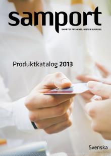 Samport produktkatalog