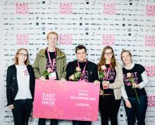 Hälsans nya verktyg delade ut pris på East Sweden Hack 2015