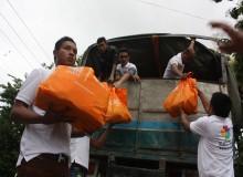 Рука помощи в трудные времена: наводнения в Мьянме