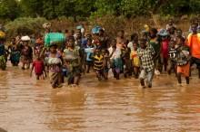Mer än en miljon drabbade av översvämningarna i Malawi