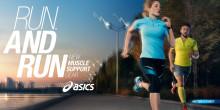 ASICS lancerer ny reklamekampagne
