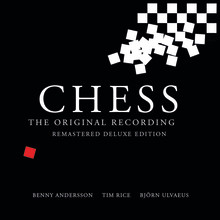 Chess tillbaka på CD och DVD – remastrad och med bonusspår!