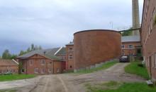 Storskalig fabriksmiljö i Dalsland utses till Årets industriminne 2015
