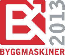 Kom till Layhers monter B02:40 på Byggmaskiner 12-15 mars 2013