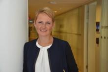 Almegas vd Anna-Karin Hatt en av Europas 100 mäktigaste inom bemanning