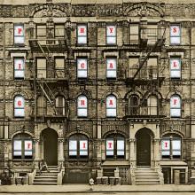 Led Zeppelin släpper nyutgåva av Physical Graffiti den 24 februari