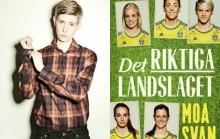 Moa Svan debuterar med bok om det riktiga landslaget