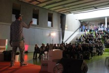 Hållbarhetsturnén we_change 2015 – start i Göteborg