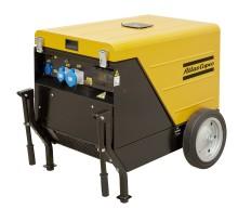 Atlas Copco laddar MaskinExpo med generatorer för alla behov