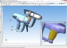 Kompas-3D mekaniikka CAD