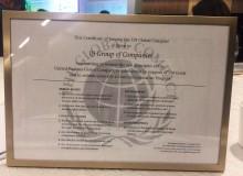 Еще одно громкое имя в копилке QI Group Участник Глобального договора ООН