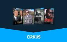 Nu finns Play-tjänsten Cirkus i TiVo och TiVoToGo
