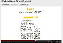 10 bästa tipsen för att få jobbet