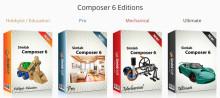 Simlab Composer V6 uudet ominaisuudet